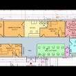 Local 197 m2 pour maison de santé 4-5 praticiens RDC résidence seniors 102 logements livraison T4 2021 Image